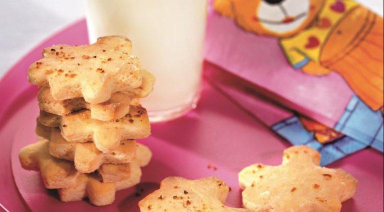 Вкусное и полезное творожное печенье: рецепт для всей семьи!