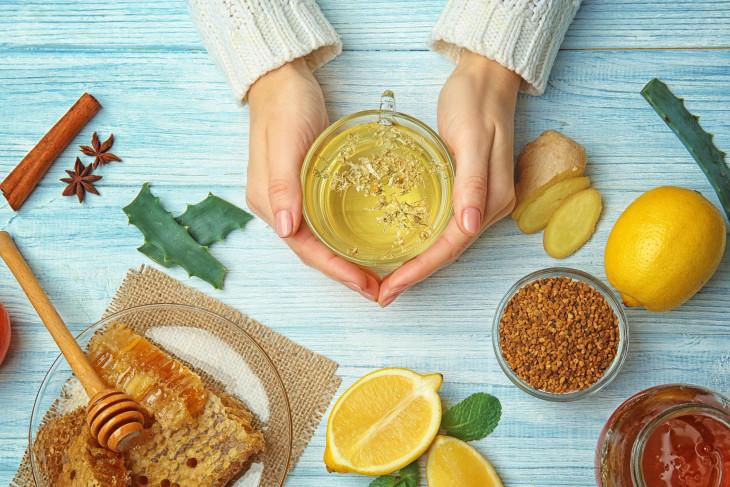 Бодрящий, вкусный, а главное полезный имбирный чай – правильное приготовление по рецепту с фото
