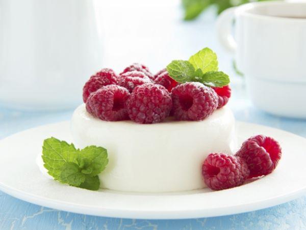 Нежное молочное желе – простой рецепт домашнего десерта