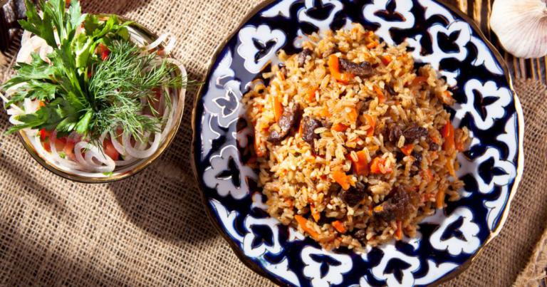 Рецепт традиционного узбекского плова – сытный и ароматный!
