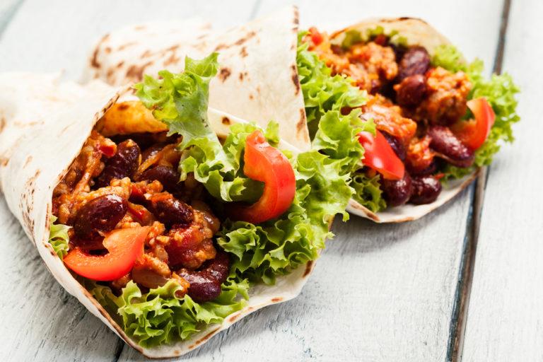 Мексиканский рецепт буррито – готовим быстро и вкусно дома!