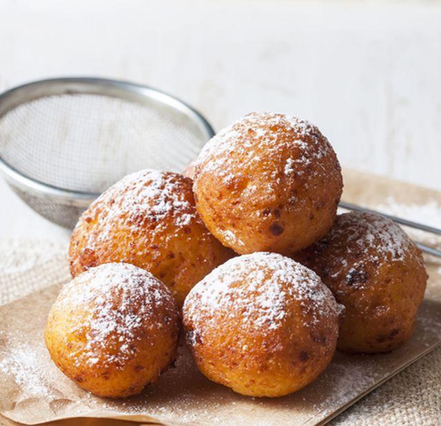 Пончики домашние – отличный рецепт с детальной инструкцией