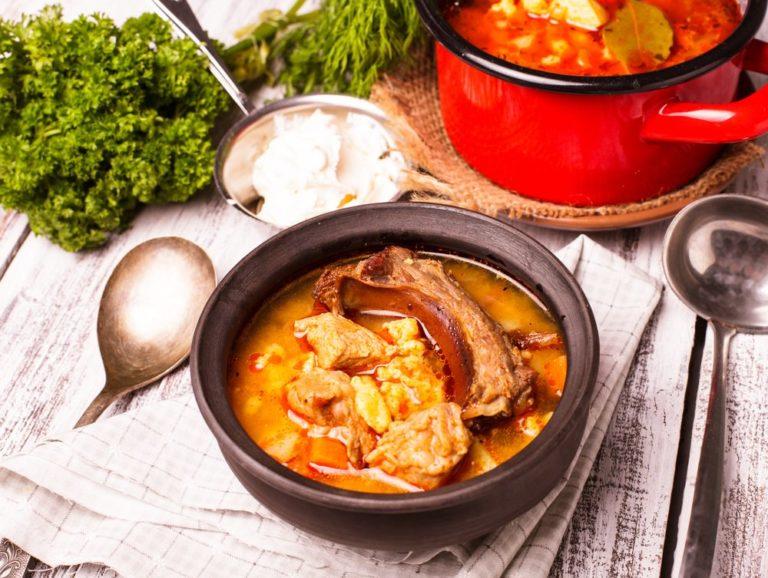 Бограч – рецепт традиционного закарпатского блюда в домашних условиях