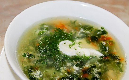Суп из крапивы вегетарианский: простой и вкусный рецепт первого блюда