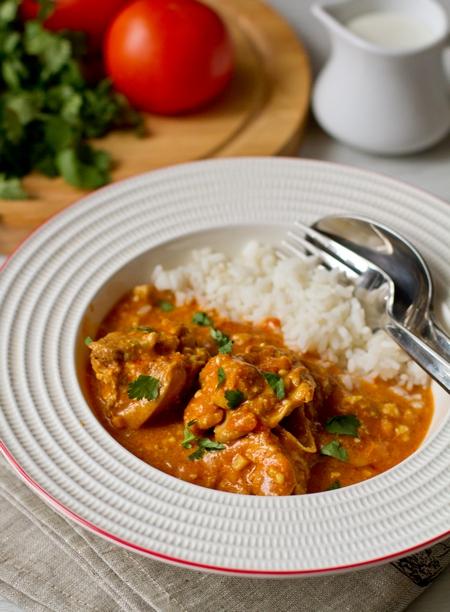 Пикантная курица карри – рецепт традиционного индийского блюда, покорившего мир!