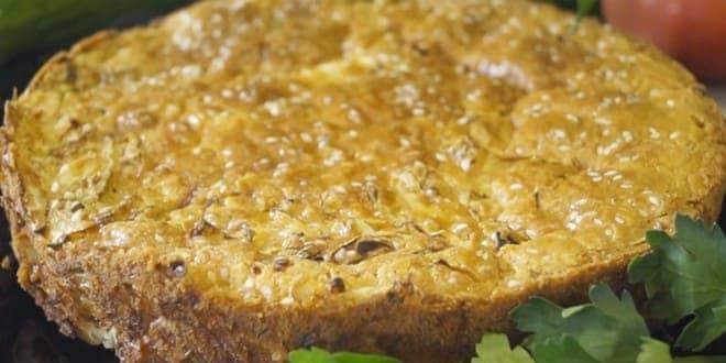 Пирог заливной «Капустник» - домашняя выпечка на скорую руку