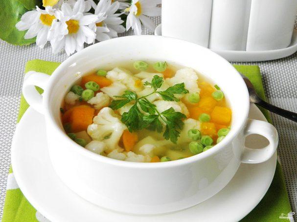 Суп из куриных потрохов – самый обычный рецепт вкуснейшего завтрака с фото