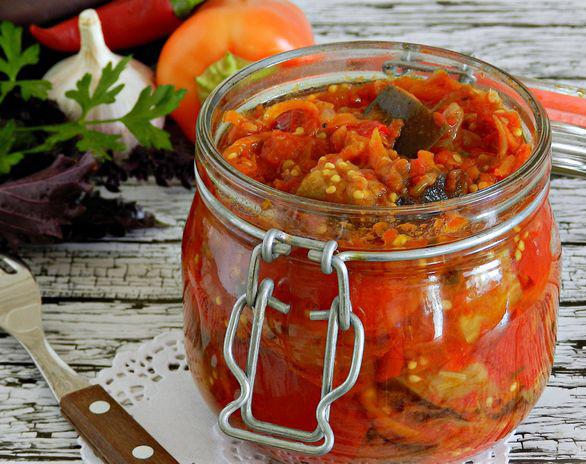 Молдавский гивеч - вкусный и быстрый рецепт на зиму