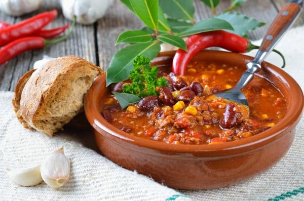 Домашний говяжий суп чили кон карне – обрадуйте близких чем-то новеньким