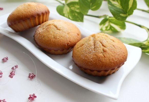 Постные кексы с медом – рецепт ароматного и вкусного лакомства!