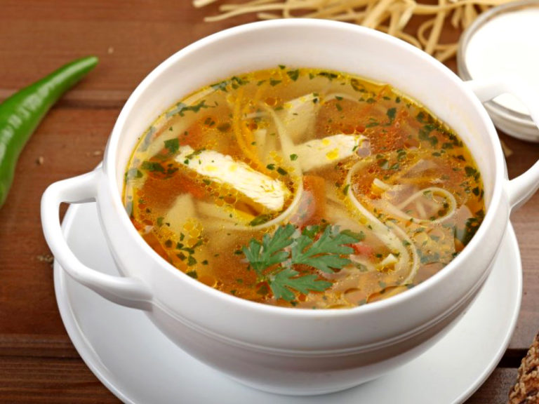 Зама молдавская — готовим дома оригинальный молдавский суп
