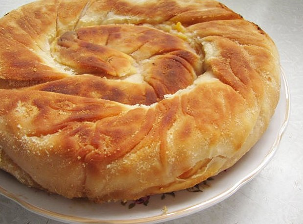Молдавская вертута на домашней кухне пошаговый рецепт