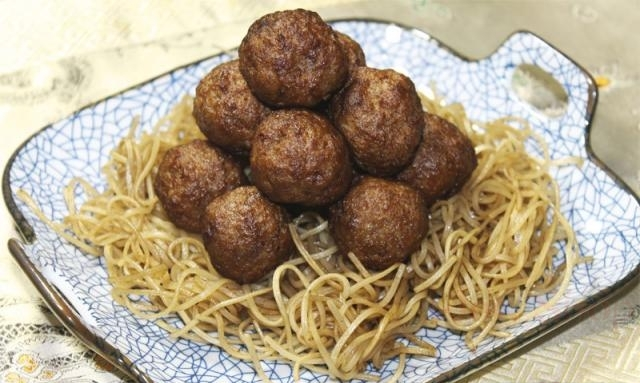 Мясные фрикадельки по китайскому рецепту – простое блюдо для всей семьи