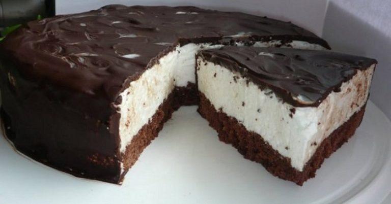 Торт «Эскимо» - замечательный десерт для ваших близких