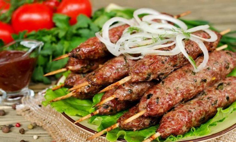 Люля-кебаб: аппетитно и ароматно для гурманов