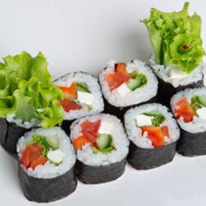 Вегетарианские овощные роллы – рецепт легкой и питательной закуски!