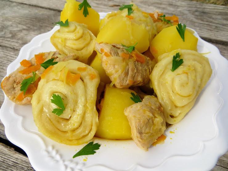 Немецкие штрудли – готовим сытный обед на всю семью