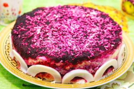 Праздничный салат «Чингисхан», готовим с любовью