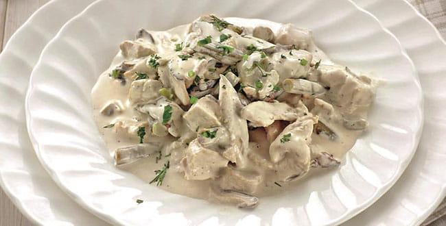 Фрикасе из свинины – готовим французские блюда на новый лад