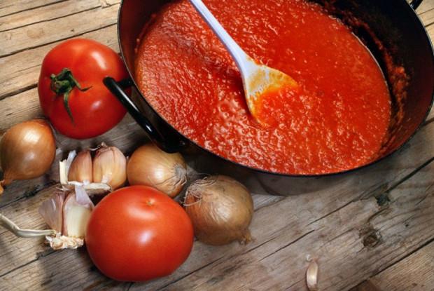Как приготовить самый простой и лучший томатный соус для пиццы? Готовим вместе по пошаговому рецепту с фото