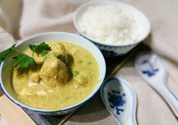 Зеленый карри – легкий пошаговый рецепт пикантной индийской закуски в домашних условиях
