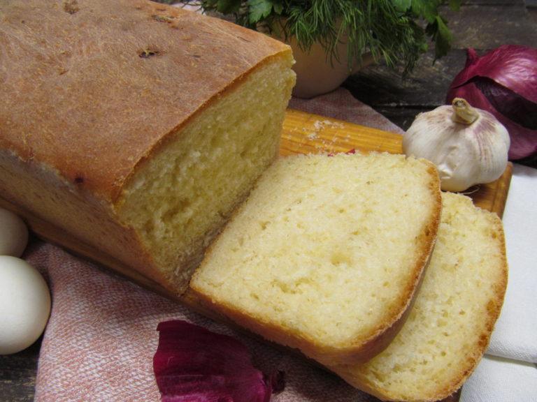 Луковый ароматный хлеб. Пошаговый рецепт с фото