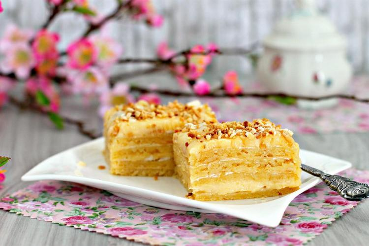 Песочный торт: лучшее лакомство для сладкоежек