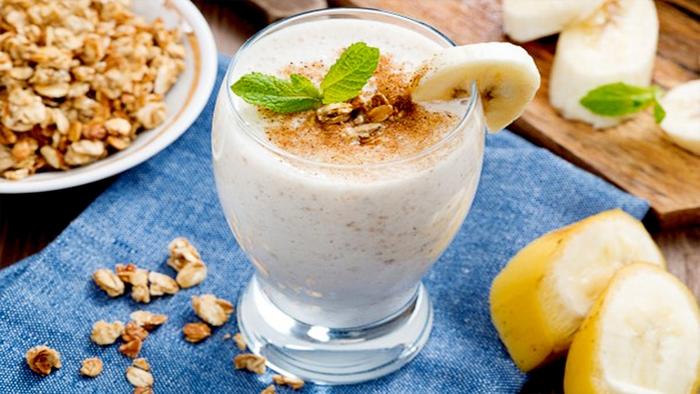 Быстрый и лёгкий рецепт смузи На завтрак – добавь пользы в своё утро
