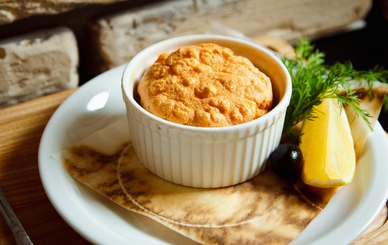 Вариации на тему французской кухни: нежное суфле из рыбы – рецепт с фотографиями