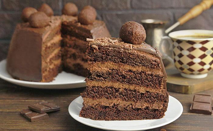 период торт трюфельный рецепт с картинками следующим фотографиям можно