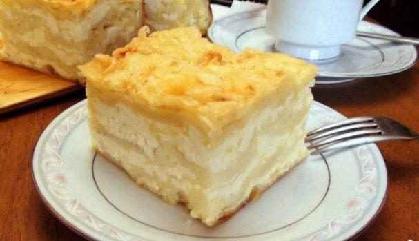 Ачма с сыром: как приготовить сытное блюдо в домашних условиях