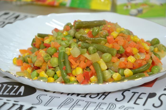 Мексиканская смесь – универсальная овощная добавка в блюда для всей семьи. Состав, рецепты и фото