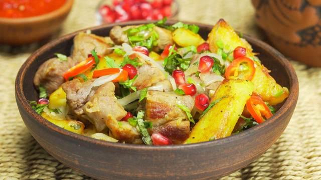 Как приготовить оджахури: рецепт, который напоминает о доме