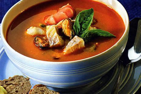 Как приготовить буйабес. Звезда марсельских первых блюд на вашем столе