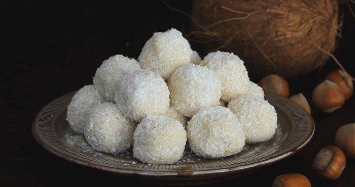 Рафаэлло – конфеты мечты, доступные каждой хозяюшке! Рецепт с фото