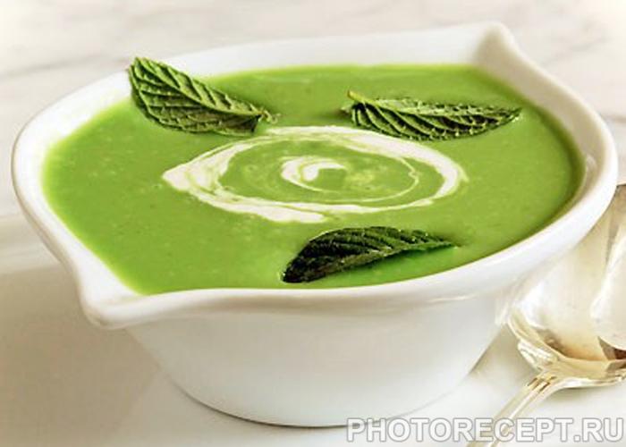 Гороховый крем-суп – быстрый рецепт вкусного и сытного обеда, готовим вместе