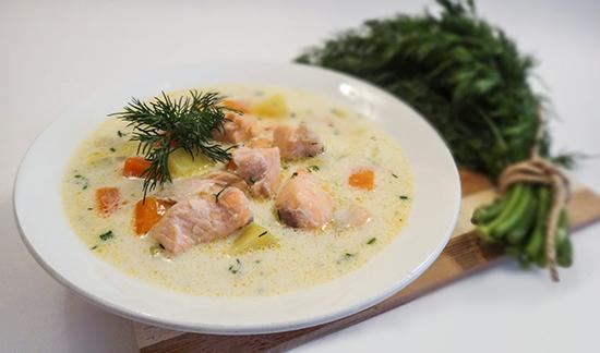 Простой пошаговый рецепт Лохикейтто или как приготовить традиционное финское блюдо
