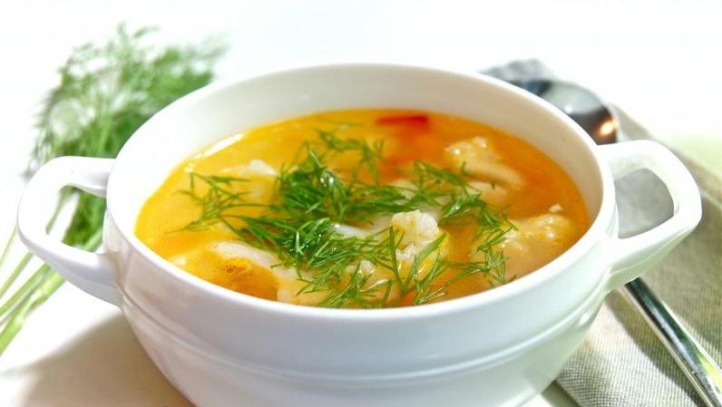 Рецепт вкусного и простого куриного супа с цветной капустой – отказ от банальностей