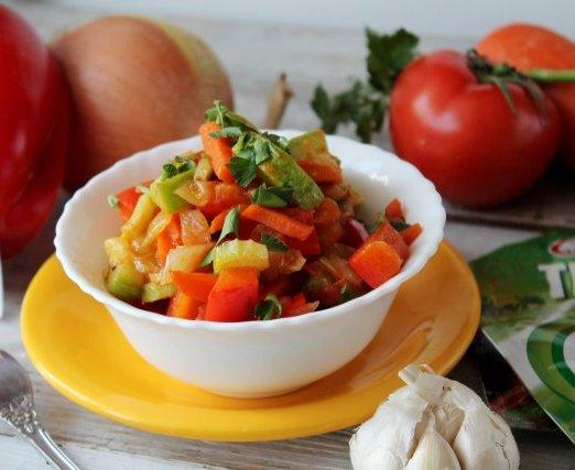 Соте из овощей: сытно, вкусно, аппетитно для всей семьи