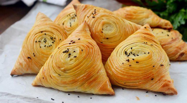 Оригинальный вкусный рецепт узбекской самсы в духовке – радости с Востока