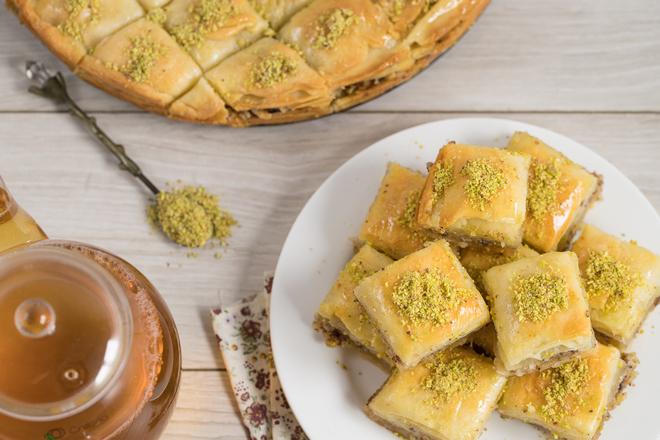Турецкая пахлава: изысканная сладость для лакомки