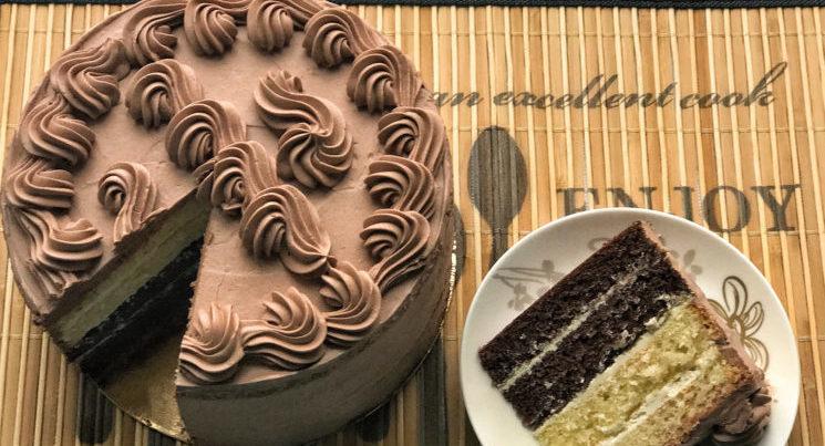 Торт «Золотой ключик» — простой рецепт вкусного лакомства