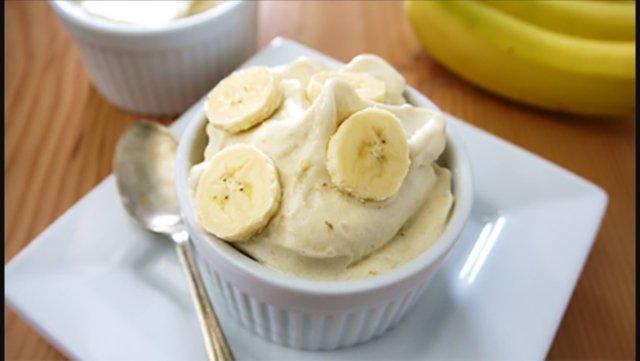 Банановое мороженое: вкусно, полезно для детей и родителей