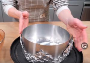 Рецепт торта с мандаринами + фото