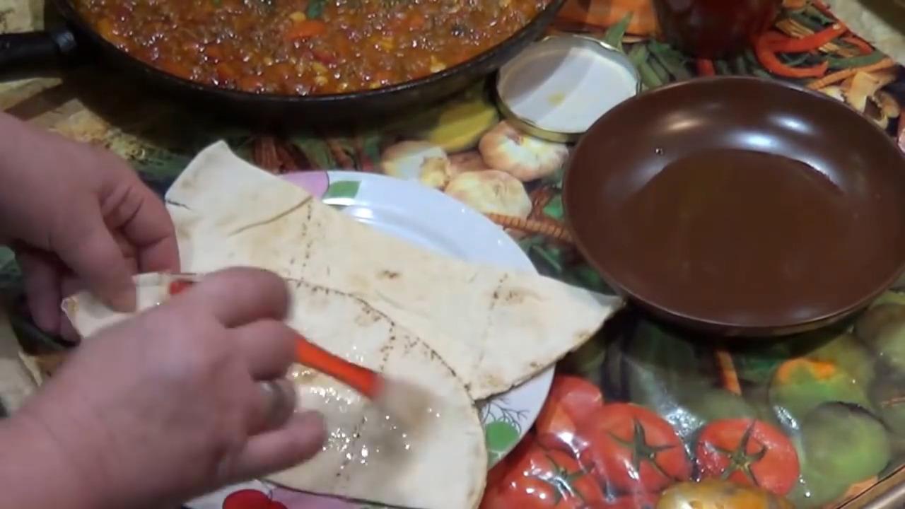 Чили кон карне, рецепт с фото