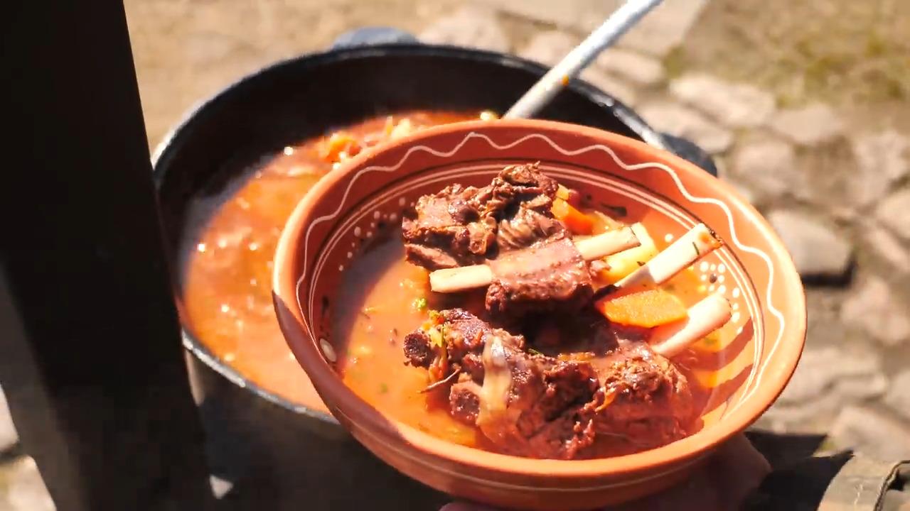 Суп из лосятины — блюдо для настоящих охотников